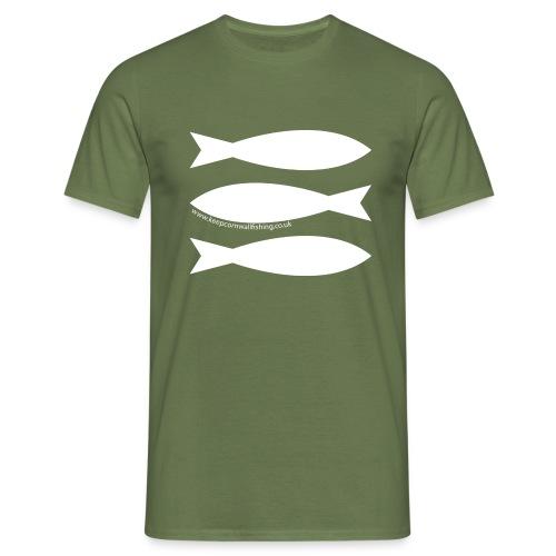 Cornish Fish - Men's T-Shirt