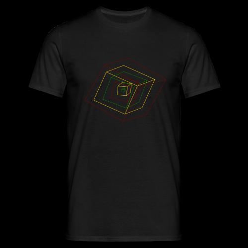 Rasta Cubes - T-shirt Homme