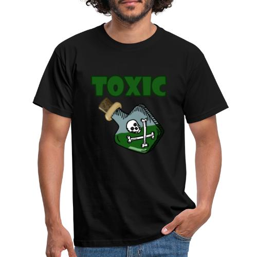 Toxic Gaming - Männer T-Shirt