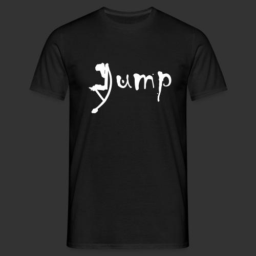 Jump - Männer T-Shirt