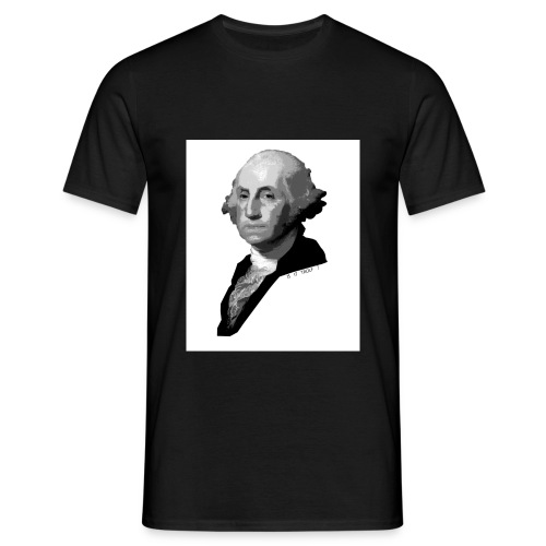 Washington. Is it Trolf? - Männer T-Shirt