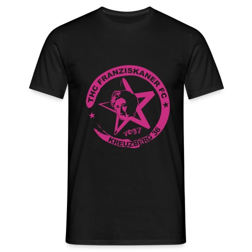 THC-Logo_Freestyle_Franzi - Männer T-Shirt