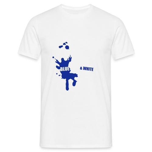Beating You Splashes - Men's T-Shirt