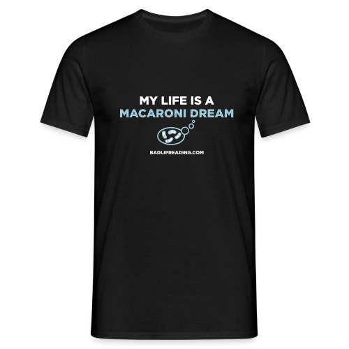 macaroni dream - Men's T-Shirt