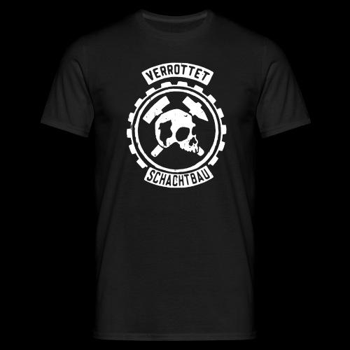 Verrottet Schachtbau - Männer T-Shirt