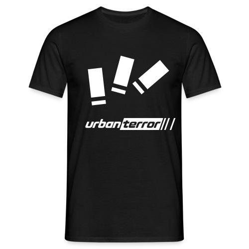 Urban Terror bullets - Mannen T-shirt