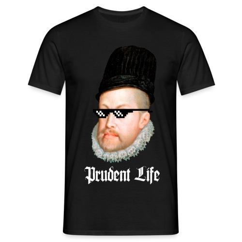 Felipe II (Prudent Life) - Camiseta hombre