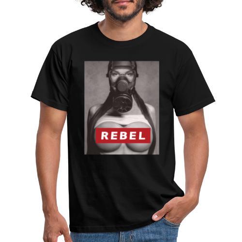 postapocalyptic rebel - Männer T-Shirt
