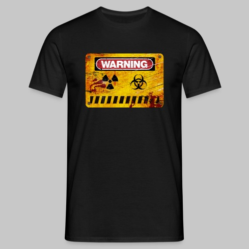 Warning - T-shirt Homme