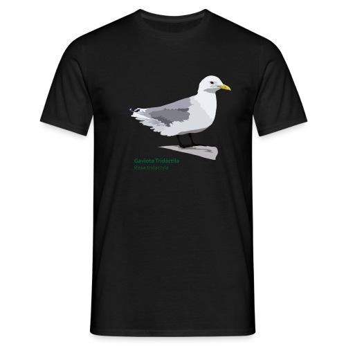 Gaviota-Tridactila - Männer T-Shirt