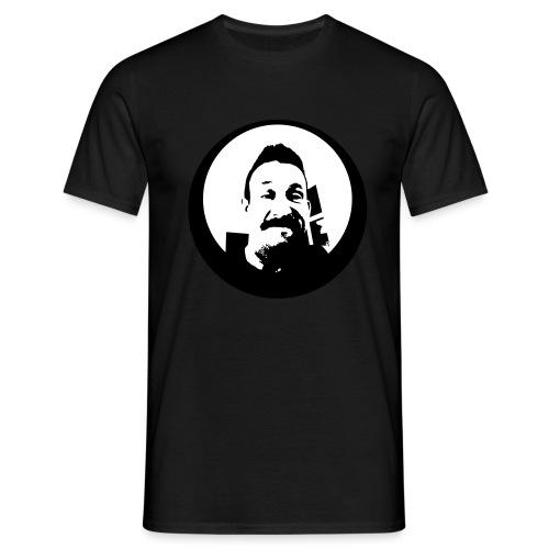 horst-circle-2500 - Männer T-Shirt