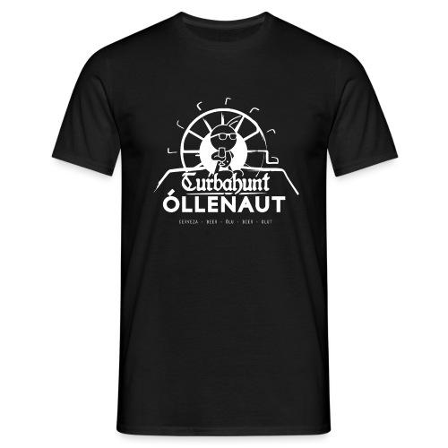 Õllenaut Turbahunt in white - Men's T-Shirt