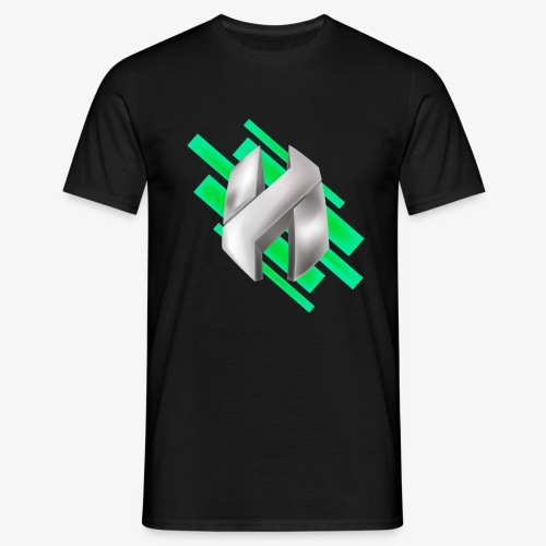 Abstract Green - Men's T-Shirt