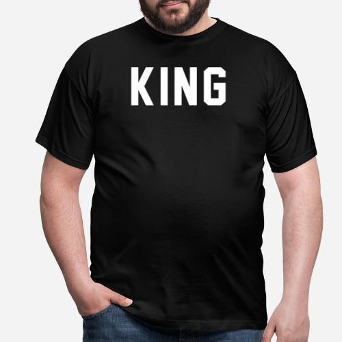 The King - Männer T-Shirt