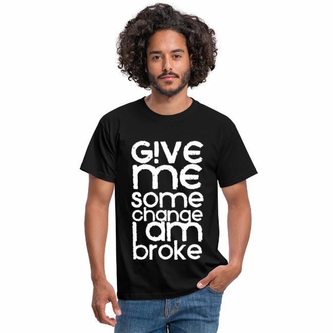 broke