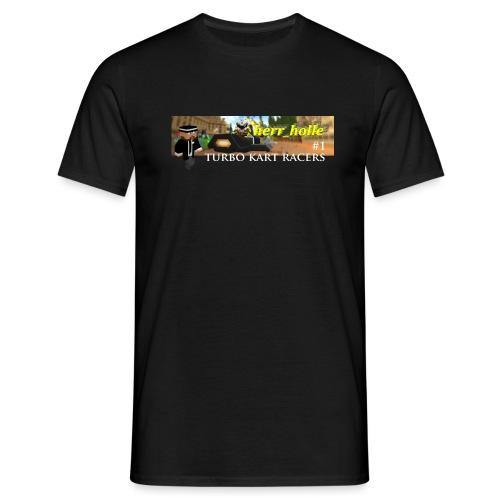 t shirt turbo kart 03 png - Männer T-Shirt