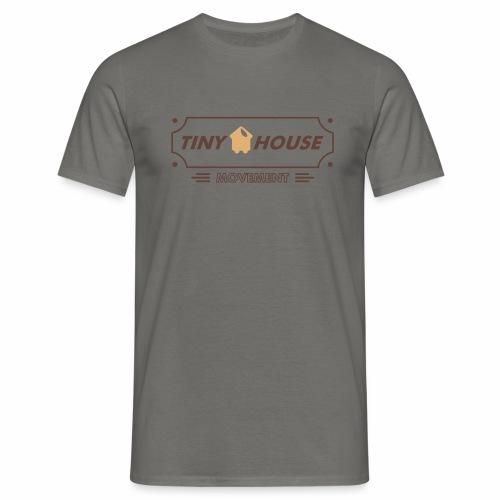 TinyHouse - Männer T-Shirt