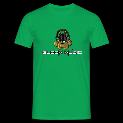 GLOOM MUSIC LOGO COLOR - Men's T-Shirt