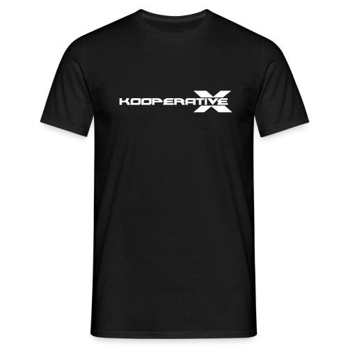 KoX Logo Long - Männer T-Shirt