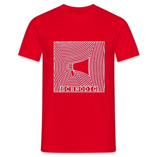 Et Rop Om Hjelp Invert - T-skjorte for menn