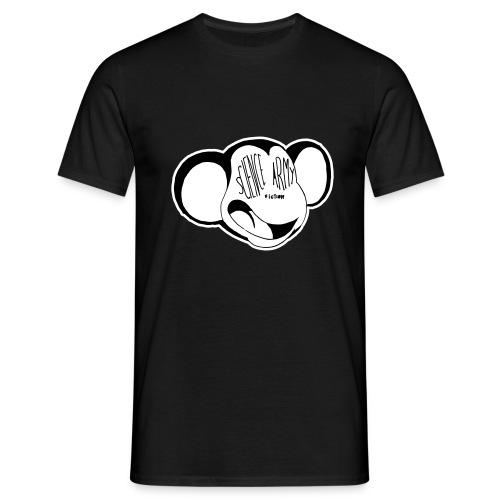 Cover Logo - Männer T-Shirt