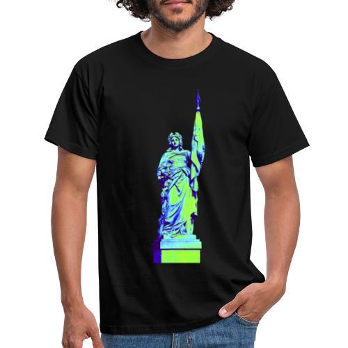 Germania Neon - Männer T-Shirt