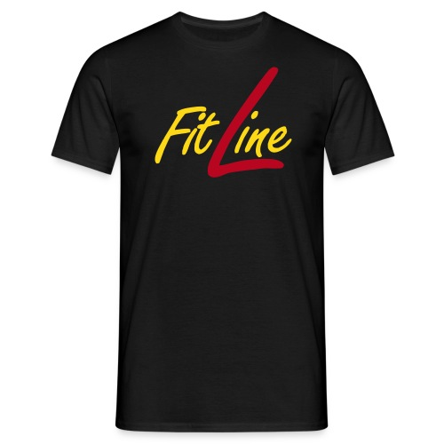 fitline1 - Männer T-Shirt