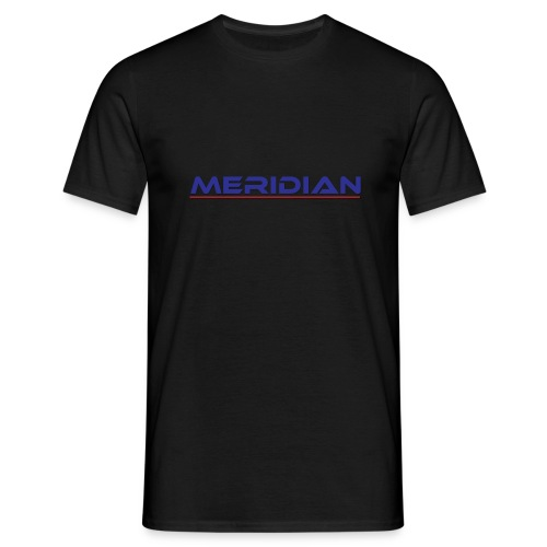 Meridian - Maglietta da uomo