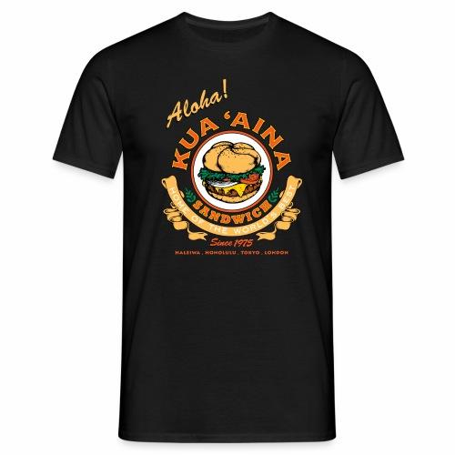 Kua 'Aina Classic - Men's T-Shirt