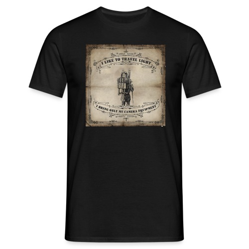Collodion manifest - Maglietta da uomo