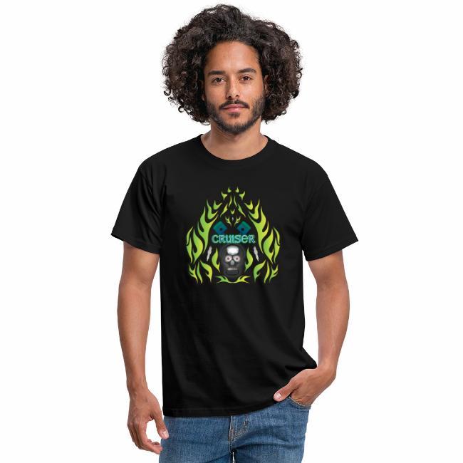 Cruiser Skull Green