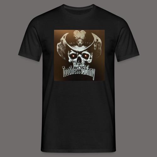 Toothless Johnny - T-skjorte for menn
