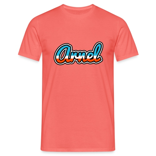 ARNEL Designstyle America - Männer T-Shirt