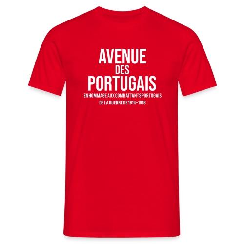 avenue des portugais - T-shirt Homme