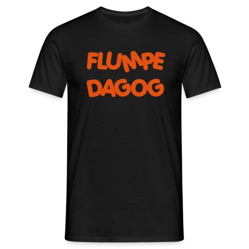 flumpedagog - T-shirt herr