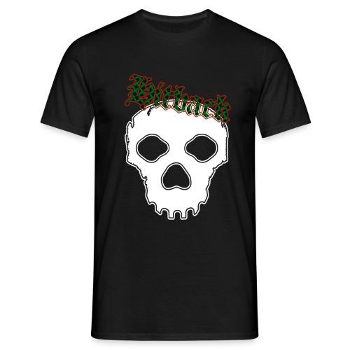 hitback tartan - Männer T-Shirt