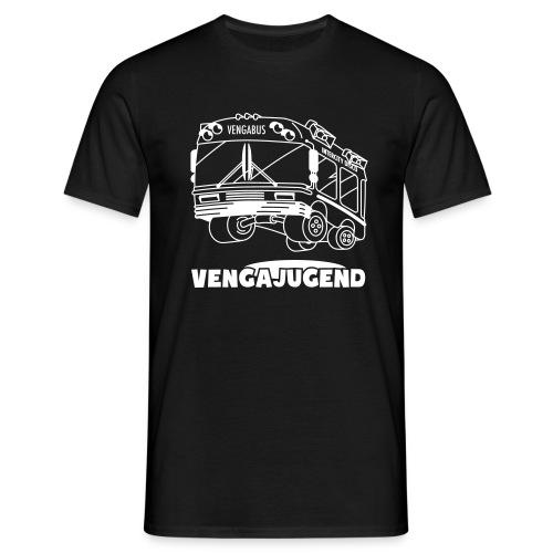 Vengajugend Logo - Männer T-Shirt