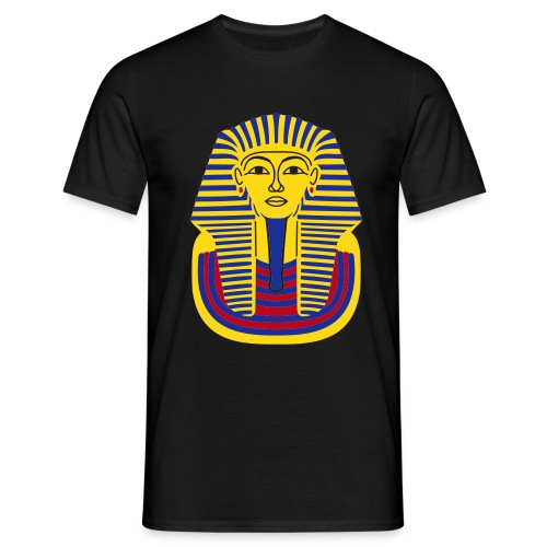 Tutankhamun Mask - Men's T-Shirt