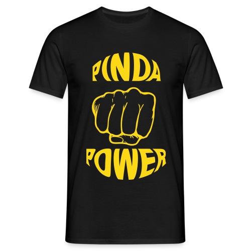KIDS TSHIRT PINDA POWER - Mannen T-shirt