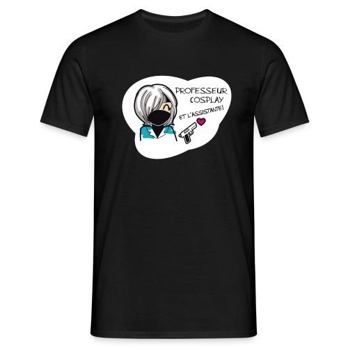 Assistante_numerique - T-shirt Homme