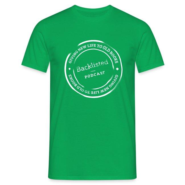 Backlisted T-shirt Mens Black
