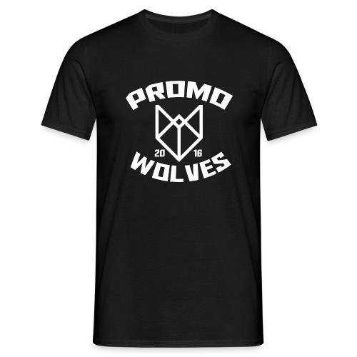 Big Promowolves longsleeve png - Mannen T-shirt