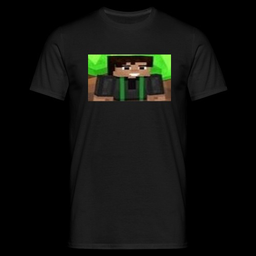 EnZ PlayZ Profile Pic - Men's T-Shirt