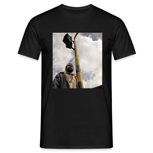 el hombre del semaforo - Camiseta hombre