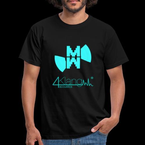 Marcus Winter - vierKlang acoustics - Männer T-Shirt