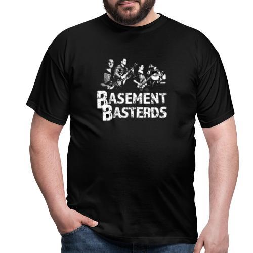 Band mit Logo - Männer T-Shirt