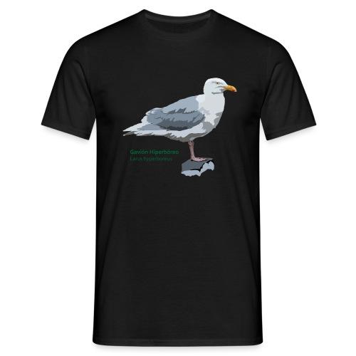 Gavion-Hiperboreo - Männer T-Shirt