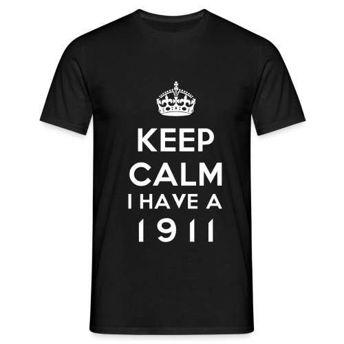 1911 png - T-shirt Homme