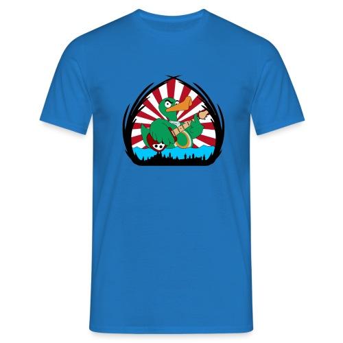 wild duckwar - Männer T-Shirt