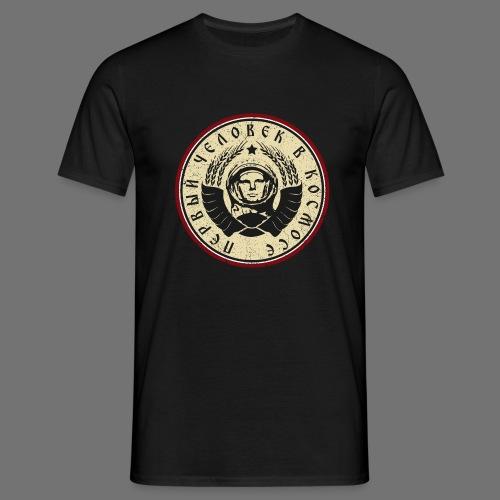 Cosmonaut 4c (oldstyle) - Men's T-Shirt